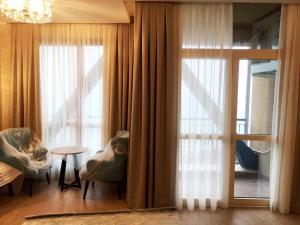 Апартаменты у моря, Apartmanok  Szocsi - big - 6