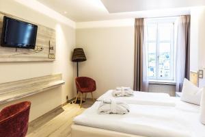 SEETELHOTEL Strandhotel Atlantic, Hotel  Bansin - big - 18