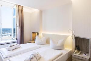 SEETELHOTEL Strandhotel Atlantic, Hotel  Bansin - big - 22