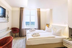 SEETELHOTEL Strandhotel Atlantic, Hotel  Bansin - big - 23