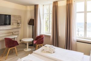 SEETELHOTEL Strandhotel Atlantic, Hotel  Bansin - big - 24