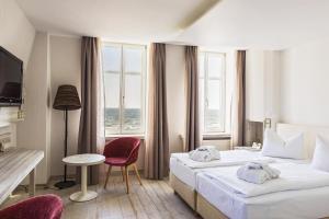SEETELHOTEL Strandhotel Atlantic, Hotel  Bansin - big - 26