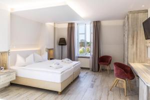 SEETELHOTEL Strandhotel Atlantic, Hotel  Bansin - big - 29
