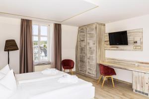 SEETELHOTEL Strandhotel Atlantic, Hotel  Bansin - big - 30