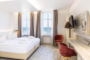 SEETELHOTEL Strandhotel Atlantic, Hotel  Bansin - big - 34