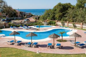 Marbella Beach Resort at Club Playa Real, Apartmanok  Marbella - big - 18