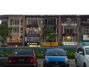 EVO Bangi Suite, Apartments  Kampong Sungai Ramal Dalam - big - 32