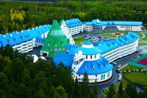 Гостиничный комплекс Югорская долина