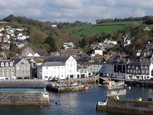Wild Air Guest House, Bed & Breakfast  Mevagissey - big - 33