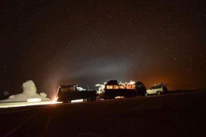 White desert, Campsites  Bawiti - big - 37