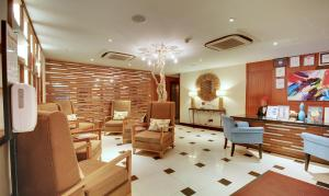 The Somerset Hotel, Hotels  Male City - big - 122