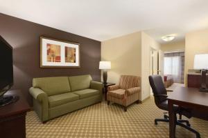 Suite mit 2 Schlafzimmern mit Kingsize-Betten - Nichtraucher