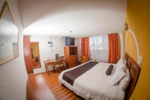 Howard Johnson by Wyndham Morelia Calle Real, Hotely  Morelia - big - 19