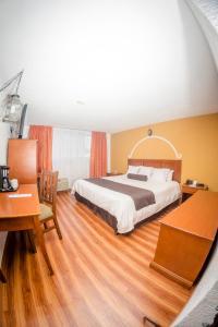 Howard Johnson by Wyndham Morelia Calle Real, Hotely  Morelia - big - 24