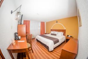 Howard Johnson by Wyndham Morelia Calle Real, Hotely  Morelia - big - 23