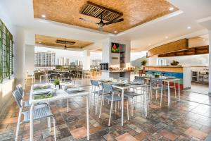 Apartamento Terrazas Tayrona, Appartamenti  Santa Marta - big - 38