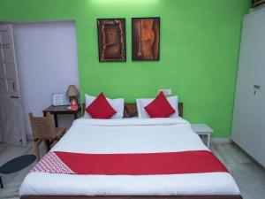 OYO 13224 Home Modern Stay Ambamata Scheme, Ferienwohnungen  Udaipur - big - 22