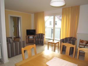 Haus Strandperle, Апартаменты  Цинновиц (Остзебад) - big - 42
