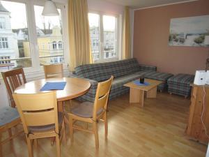Haus Strandperle, Апартаменты  Цинновиц (Остзебад) - big - 40