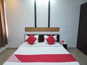OYO 13225 Home Cozy Stay Bhupalpura, Apartmanok  Udaipur - big - 21