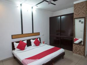 OYO 13225 Home Cozy Stay Bhupalpura, Apartmanok  Udaipur - big - 24