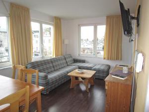 Haus Strandperle, Апартаменты  Цинновиц (Остзебад) - big - 11
