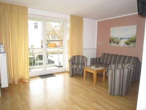 Haus Strandperle, Апартаменты  Цинновиц (Остзебад) - big - 59