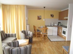 Haus Strandperle, Апартаменты  Цинновиц (Остзебад) - big - 61