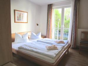 Haus Strandperle, Апартаменты  Цинновиц (Остзебад) - big - 64