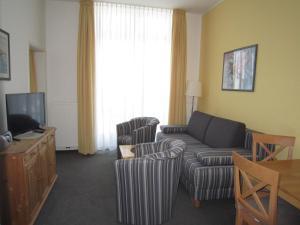 Haus Strandperle, Апартаменты  Цинновиц (Остзебад) - big - 73