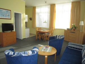 Haus Strandperle, Апартаменты  Цинновиц (Остзебад) - big - 75
