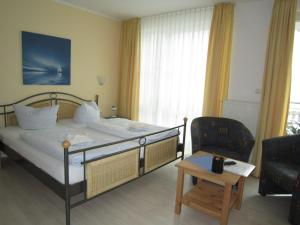 Haus Strandperle, Апартаменты  Цинновиц (Остзебад) - big - 81