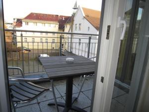 Haus Strandperle, Апартаменты  Цинновиц (Остзебад) - big - 88