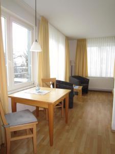 Haus Strandperle, Апартаменты  Цинновиц (Остзебад) - big - 91