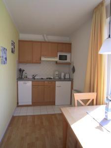 Haus Strandperle, Апартаменты  Цинновиц (Остзебад) - big - 93