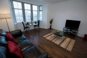 Aberdeen Serviced Apartments - The Lodge, Apartmány  Aberdeen - big - 7