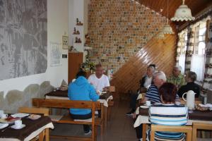 Pension Family Fábsits, Отели типа «постель и завтрак»  Хевиз - big - 66