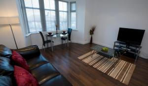 Aberdeen Serviced Apartments - The Lodge, Apartmány  Aberdeen - big - 8