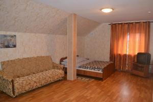Mini-Hotel Veseliy Bober, Penziony – hostince  Ostashkov - big - 4