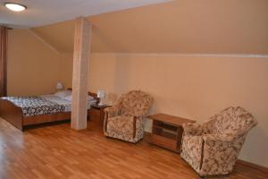 Mini-Hotel Veseliy Bober, Penziony – hostince  Ostashkov - big - 14