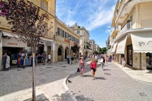 Studio Folitsa, Apartments  Corfu Town - big - 8
