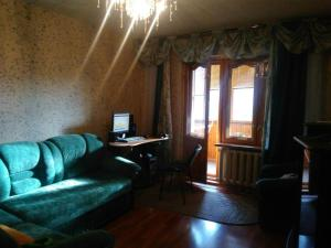 Kyiv Sribnokilska apartment, Ferienwohnungen  Kiew - big - 1