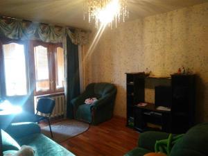 Kyiv Sribnokilska apartment, Ferienwohnungen  Kiew - big - 4
