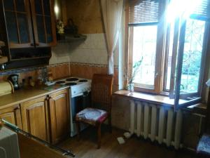 Kyiv Sribnokilska apartment, Apartmány  Kyjev - big - 7