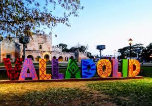 Hotel Sol Colonial, Hotels  Valladolid - big - 21