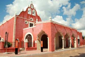 Hotel Sol Colonial, Hotels  Valladolid - big - 16