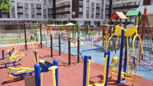 Apartment in Golfstream, Apartmanok  Odessza - big - 31
