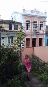 Pousada Labarca, Affittacamere  Cachoeira - big - 17
