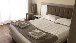 New Dauphin, Отели  Ментон - big - 11