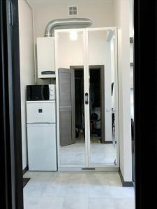LEONIX Cappuccino Apartment on Zamarstynivska Street, Appartamenti  Leopoli - big - 3